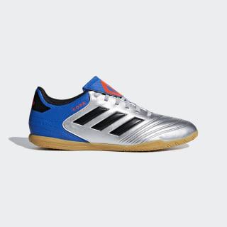 Футбольные бутсы (футзалки) Copa Tango 18.4 silver met. / core black / football blue DB2448