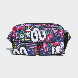 Mochila WAISTBAG multicolor / white DW6720