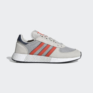 Marathon Tech Shoes Raw White / Active Orange / Collegiate Navy EE4917