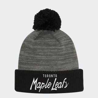 Bonnet Maple Leafs Cuffed Pom Nhltml DU7052