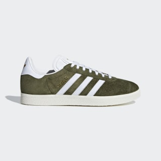 Gazelle Shoes Raw Khaki / Cloud White / Chalk White CG6062