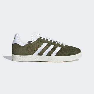 Zapatilla Gazelle Green / Ftwr White / Chalk White CG6062