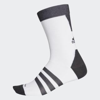 Calze sock.hop.13 (1 paio) White / Black / White AZ6666