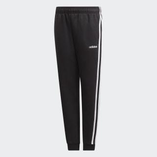 Spodnie Essentials 3-Stripes Black / White DV1794