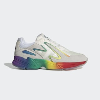 Yung-96 Chasm Shoes Running White / Cloud White / Scarlet EG3962