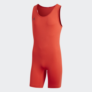 Maillot Powerlift Hi-Res Red CW5647