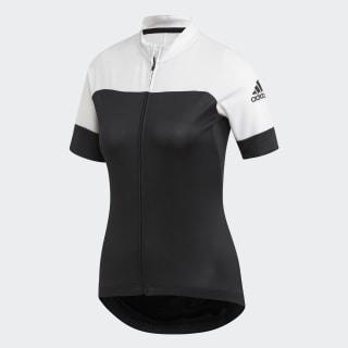 rad.trikot Cycling Jersey Black / White CW1766