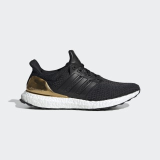 ULTRABOOST LTD Shoes Core Black / Core Black / Kurz Gold Foil BB3929