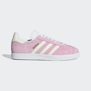 Tênis Gazelle W True Pink / Ecru Tint / Ftwr White F34327