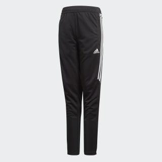 Pantalones de entrenamiento Tiro17 BLACK/WHITE/WHITE BS3690
