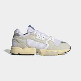 Chaussure ZX Torsion Cloud White / Raw White / Easy Yellow EE4791