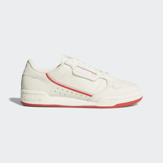 Chaussure Continental 80 Off White / Active Red / True Pink EE3831