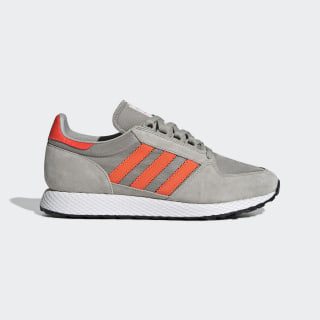Forest Grove Shoes Sesame / Solar Red / Core Black EE8973