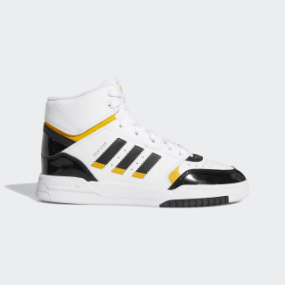 Drop Step Shoes Cloud White / Core Black / Collegiate Gold EE5228