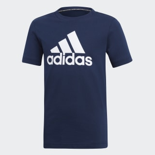BOS T -shirt collegiate navy / white DV0817