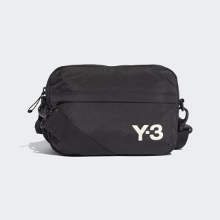 Y-3 Sling Bag Black FH9244