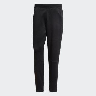 adidas Z.N.E. Tapered Tracksuit Bottoms Zne Htr / Black / Black D74654