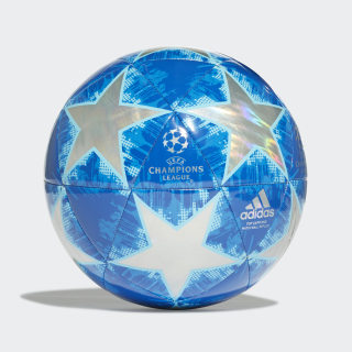 Finale 18 Top Capitano Ball Multicolor / Football Blue / Bright Cyan / Collegiate Royal DN6918