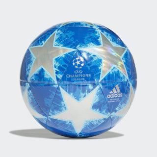 Футбольный мяч Finale 18 Top Capitano multicolor / football blue / bright cyan / collegiate royal DN6918