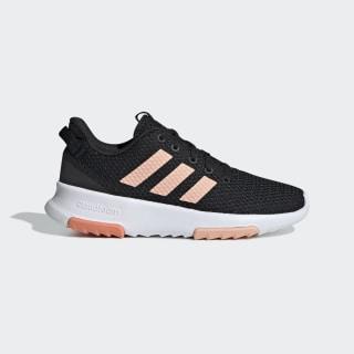 Cloudfoam Racer TR Shoes Core Black / Glow Pink / Semi Coral EE6953