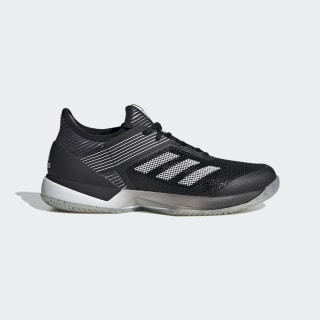 Adizero Ubersonic 3.0 Clay Shoes Core Black / Cloud White / Core Black FV4053
