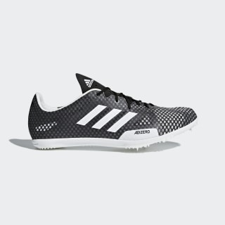 Шиповки для легкой атлетики adizero ambition 4 Core Black / Cloud White / Hi-Res Orange CG3826