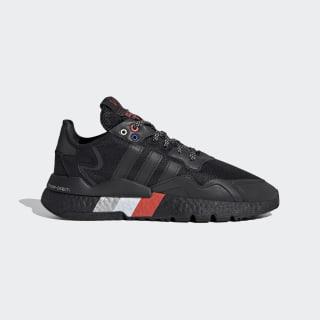 Sapatos Nite Jogger Core Black / Core Black / Silver Metallic FV3788