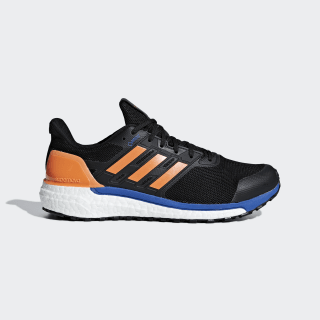 Supernova Gore-Tex sko Core Black / Hi-Res Orange / Hi-Res Blue AC7832
