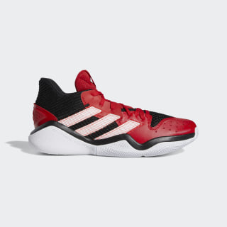 Harden Stepback Schuh Core Black / Scarlet / Cloud White EG2768