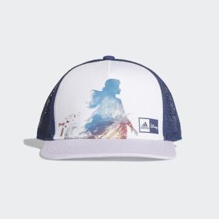 Frozen Cap White / Bold Aqua / Bold Aqua FN0988