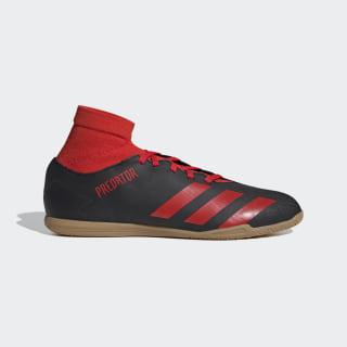 Predator 20.4 Indoor Shoes Core Black / Active Red / Core Black EE9583