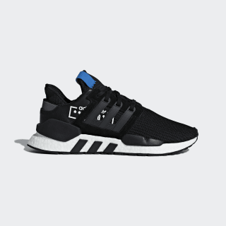 Tenis EQT Support 91/18 Core Black / Core Black / Bluebird D97061
