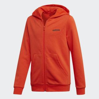 Essentials Linear Hoodie Active Orange / Black DW9712