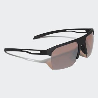 Strivr Sunglasses Black / Black / Silver Met. CL0738