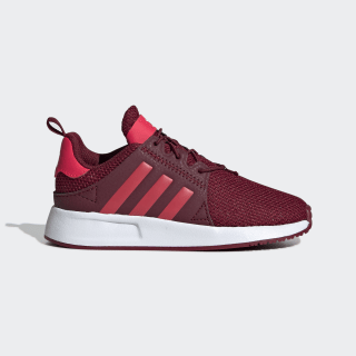 Tenis X_PLR Collegiate Burgundy / Shock Red / Cloud White CG6835
