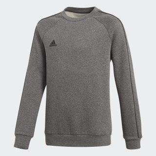 Core 18 Sweatshirt Dark Grey Heather / Black CV3969