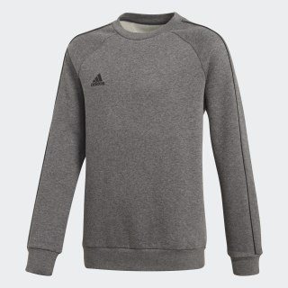 Sweat-shirt Core 18 Dark Grey Heather / Black CV3969