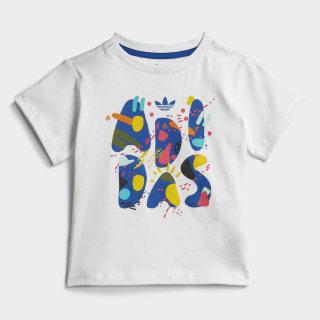 Camiseta Originals White / Multicolor ED7712