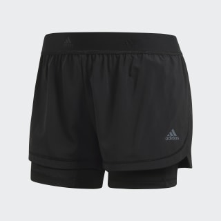 Two-in-One Shorts Black CD6413