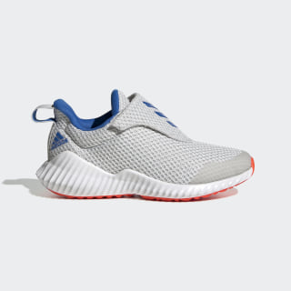 FortaRun AC Shoes Grey One / Glory Blue / Solar Red EF9688