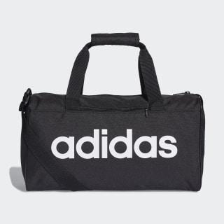 Linear Core Duffel Bag Black / Black / White DT4818