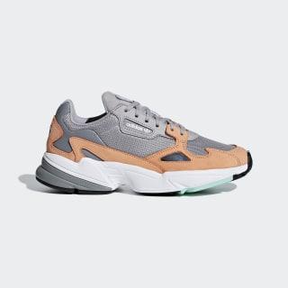 Falcon Shoes Light Granite / Light Granite / Easy Orange B28130
