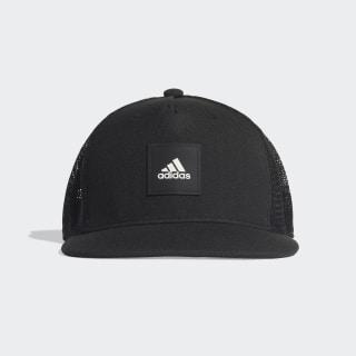 SNAPTRUCKER CAP Black / Black / White FK0851