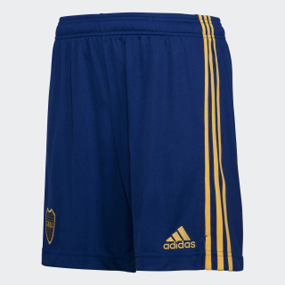 Shorts Uniforme Titular Boca Juniors  Mystery Ink / Bold Gold GL3918