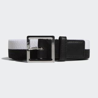 Webbing Belt Black / White FM3218