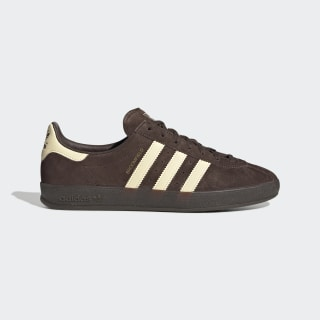 Broomfield Schuh Brown / Easy Yellow / Gold Metallic EF5734