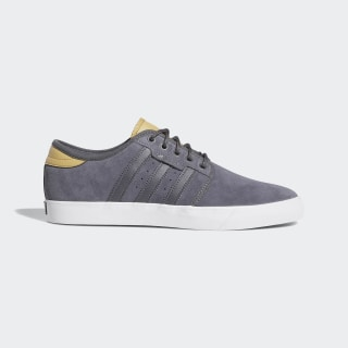 Zapatillas Seeley Grey Five / Raw Sand / Aero Blue DB3143