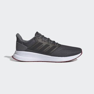 Кроссовки для бега Runfalcon grey five / core black / ftwr white EE8153