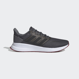 Zapatillas Runfalcon Grey / Core Black / Cloud White EE8153