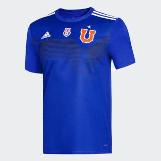 Camiseta U. de Chile adidas 70 años Bold Blue EV6193